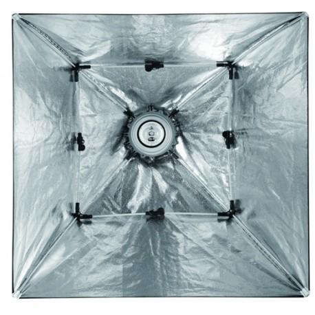 Софтбоксы - Falcon Eyes Foldable Softbox + Honeycomb Grid FESB-9090HC 90x90 cm - быстрый заказ от производителя