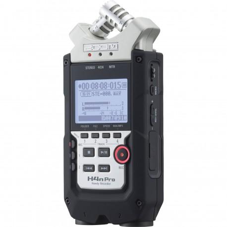 Mikrofoni - ZOOM H4n Pro Handy Recorder 313693 - perc veikalā un ar piegādi