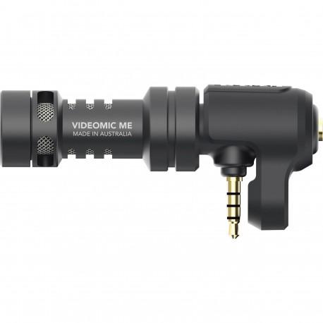 Viedtālruņiem - Rode VideoMic Me Shotgun microphone for iphone 3.5mm mini jack connection - perc veikalā un ar piegādi