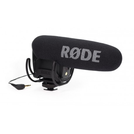 Mikrofoni - Rode VideoMic PRO (NEW) Rycote Compact Super Cardiod Mono Condenser microfoon. - perc šodien veikalā un ar piegādi