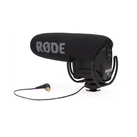 Mikrofoni - Rode VideoMic PRO (NEW) Rycote Compact Super Cardiod Mono Condenser microfoon. - ātri pasūtīt no ražotāja