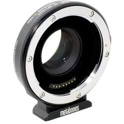 Objektīvu adapteri - Metabones Canon EF to Micro FourThirds T Speed Booster XL 0.64x (Black Matt) MB_SPEF-M43-BT3 - perc šodien veikalā un ar piegādi