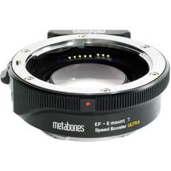 Adapteri - Metabones Canon EF to Emount T Speed Booster ULTRA 0.71x II (Black Matt) MB_SPEF-E-BT4 - perc veikalā un ar piegādi