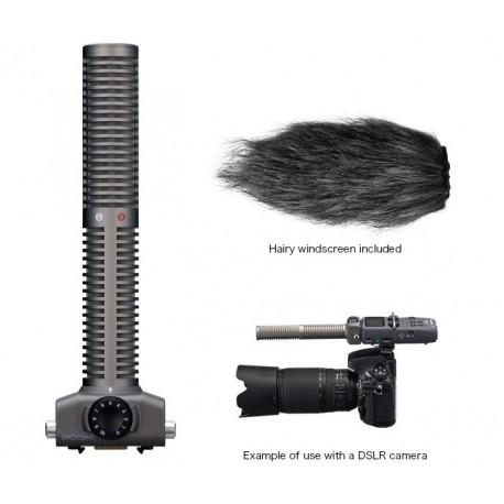 Skaņas ierakstīšana - Zoom H5 Handy Recorder skaņas ierakstītājs ar virzīto mikrofonu - noma