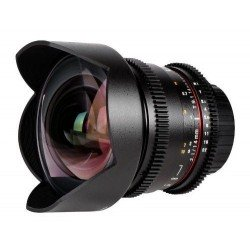 Объективы и аксессуары - Samyang 14mm T3.1 Cine Lens for Canon EF-Mount