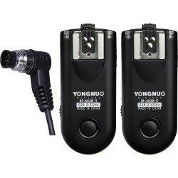 Aksesuāri - Yongnuo RF-603 N3 II Wireless Flash Trigger palaidēja noma