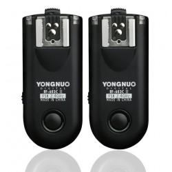 Aksesuāri - Yongnuo RF-603C II Wireless Flash Trigger palaidēja noma