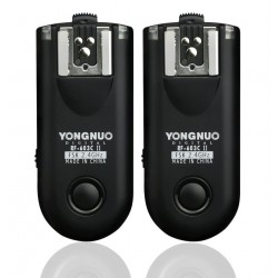 Yongnuo RF-603C II Wireless Flash Trigger