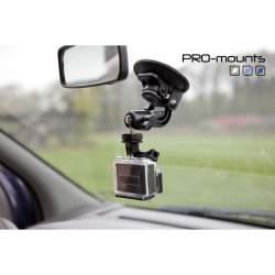 Stiprinājumi action kamerām - PRO-MOUNTS SUCTIONCUP MOUNT - купить сегодня в магазине и с доставкой