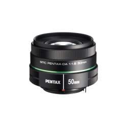 Objektīvi - PENTAX DSLR LENS 50MM F1.8 DA - perc šodien veikalā un ar piegādi