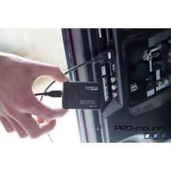 Action kameru aksesuāri - PRO-MOUNTS MICRO HDMI CABLE - perc šodien veikalā un ar piegādi