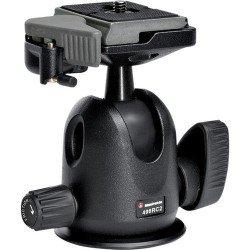 Statīvu galvas - Manfrotto COMPACT BALL HEAD W/RC2 496RC2 - perc veikalā un ar piegādi