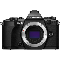 Bezspoguļa kameras - Olympus E-M5II Body black incl. Charger & Battery - ātri pasūtīt no ražotāja