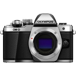 Mirrorless cameras - Olympus E-M10II Body silver - quick order from manufacturer