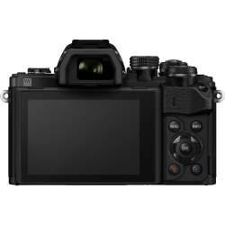 Bezspoguļa kameras - Olympus E-M10II 1442 IIR Kit black - ātri pasūtīt no ražotāja