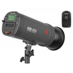 Studijas zibspuldzes - Jinbei HD-600 V zibspuldze jaunā V versija - perc veikalā un ar piegādi