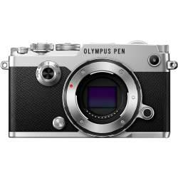 Bezspoguļa kameras - Olympus PEN-F Body silver - ātri pasūtīt no ražotāja