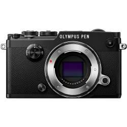 Bezspoguļa kameras - Olympus PEN-F Body black - ātri pasūtīt no ražotāja