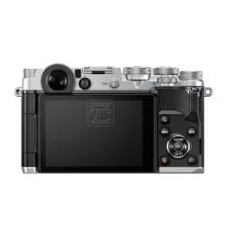 Bezspoguļa kameras - Olympus PEN-F 1718 Kit silver black - ātri pasūtīt no ražotāja
