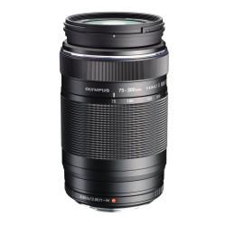 Objektīvi - Olympus M.ZUIKO DIGITAL ED 75mm 1:1:8 ET-M7518 black - ātri pasūtīt no ražotāja