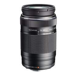 Objektīvi - Olympus M.ZUIKO DIGITAL ED 75-300mm 1:4.8-6.7 black II EZ-M7530-2 black - ātri pasūtīt no ražotāja