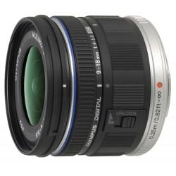 Objektīvi - Olympus M.ZUIKO DIGITAL ED 9-18mm 1:4.0-5.6 EZ-M918 black - ātri pasūtīt no ražotāja
