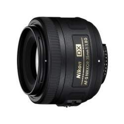 Lenses - Nikon 35/1.8G AF-S Nikkor DX 35mm lens - buy today in store and with delivery