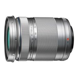 Objektīvi - Olympus M.ZUIKO DIGITAL ED 40-150mm 1:4.0-5.6 R EZ-M4015 R silver - perc veikalā un ar piegādi