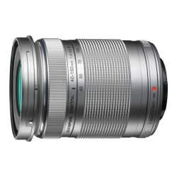 Objektīvi - Olympus M.Zuiko Digital ED 40-150mm f/4-5.6 R objektīvs, sudrabots - perc šodien veikalā un ar piegādi