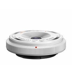 Objektīvi - Olympus Objektīvs Body Cap Lens 9mm 1:8.0 fisheye BCL-0980 white - ātri pasūtīt no ražotāja