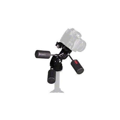 Statīvu galvas - Walimex FT-010H_sw 3D-Pro-Neiger 5kg 14cm 12164 - ātri pasūtīt no ražotāja