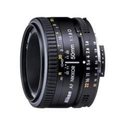 Objektīvi - Nikon 50mm F1.8D AF Nikkor - perc šodien veikalā un ar piegādi