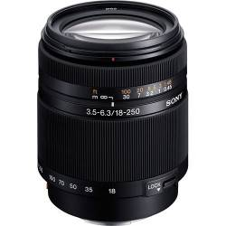 Sony18-250mmf35-63DTAlphaA-MountWide-Telephoto