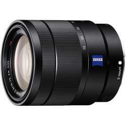 Objektīvi - Sony Vario-Tessar T* E 16-70mm f/4 ZA OSS Lens SEL1670Z - ātri pasūtīt no ražotāja