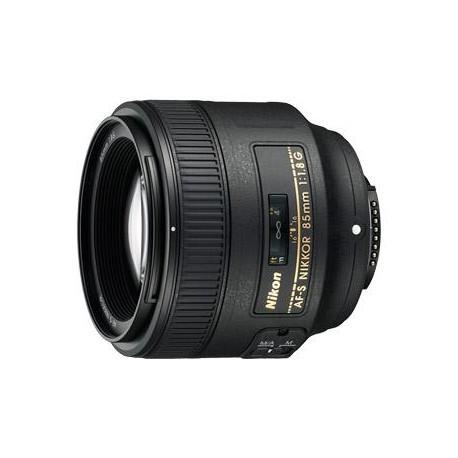Objektīvi - Nikon 85/1.8G AF-S Nikkor - perc šodien veikalā un ar piegādi