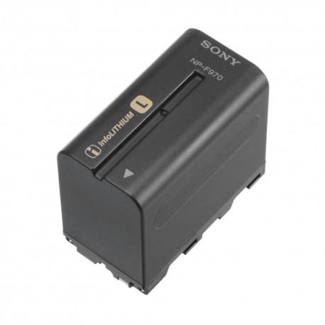 Kameras akumulatori un gripi - Sony NP-F970 L-Series Info-Lithium Battery Pack (6300mAh) - ātri pasūtīt no ražotāja