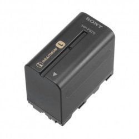 Kameru akumulatori - Sony NP-F970/B L-Series Info-Lithium Battery Pack (6600mAh) - ātri pasūtīt no ražotāja