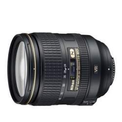Objektīvi - Nikon 24-120/4G ED-IF VR II AF-S Zoom Nikkor - ātri pasūtīt no ražotāja