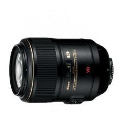 Objektīvi - Nikon 105/2.8G AF-S ED-IF VR II MN - ātri pasūtīt no ražotāja