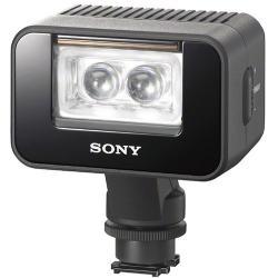 LED uz kameras - Sony HVL-LEIR1 Battery LED Video and Infrared Light HVLLEIR1 - ātri pasūtīt no ražotāja
