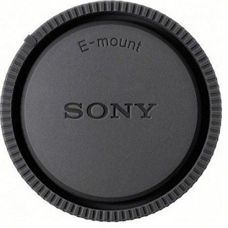 Objektīvu vāciņi - Sony R1EM Rear Lens Cap for E-Mount Lenses (Dark Gray) ALC - ātri pasūtīt no ražotāja