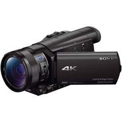 Video kameras - Sony FDR-AX100 4K Ultra HD Camcorder FDRAX100/B - ātri pasūtīt no ražotāja