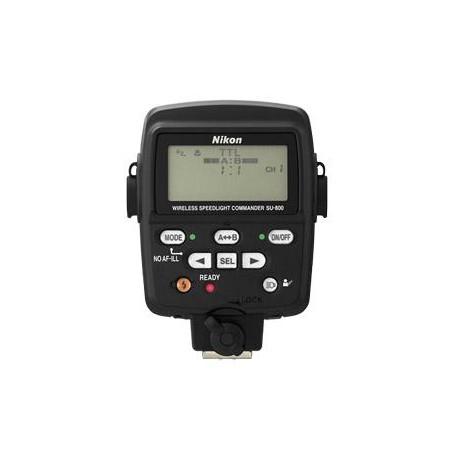 Zibspuldzes - Nikon SU-800 SLAVE UNIT SB-R200 - ātri pasūtīt no ražotāja