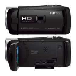 Video kameras - Sony HDR-PJ410/B Hand Held HD Video Camera with Projector - ātri pasūtīt no ražotāja