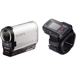 Sony kameras - Sony HDR-AS200V/R Action Cam Bundle with RMLVR2 HDRAS200VR/W - quick order from manufacturer