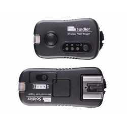Radio palaidēji - Pixel Radio Trigger Set Soldier for Nikon - perc veikalā un ar piegādi