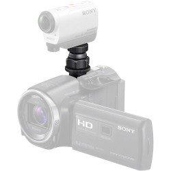 Kameru aksesuāri - Sony stiprinājums karstajā pēdā VCT-CSM1 - ātri pasūtīt no ražotāja