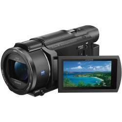Video kameras - Sony FDR-AX53 4K Ultra HD Handycam Camcorder FDRAX53/B - ātri pasūtīt no ražotāja