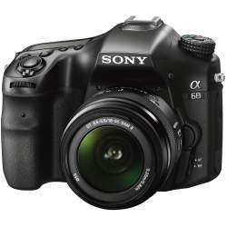 Photo DSLR Cameras - Sony a68 Alpha DSLR Camera with 18-55mm Lens - quick order from manufacturer