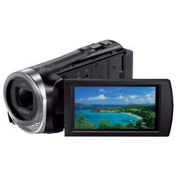 Video kameras - Sony HDR-CX450 Full HD Wi-Fi Camcorder with Wide Angle Lens - perc šodien veikalā un ar piegādi